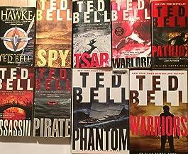 Alexander Hawke Adventure Series Set by Ted Bell