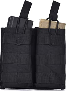UNCLEGEAR Tactical Mag Pouch Open Top Magazine Holder Military Molle Pistol Mag Holster Mag Carrier