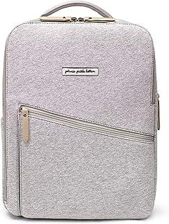 Petunia Pickle Bottom WPNP-601-00 Work + Play Backpack, Grey Neoprene