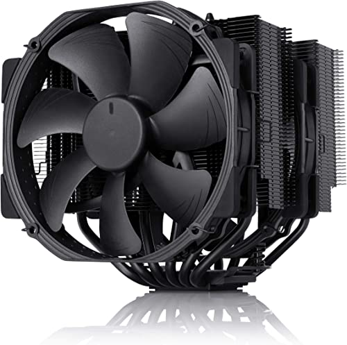 Noctua NH-D15 chromax.black, Ventirad CPU à Double Tour (140 mm, Noir)