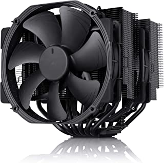 Noctua NH-D15 chromax.black, Disipador de CPU de Doble Torre (140 mm, Negro)