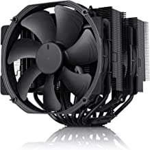 Noctua NH-D15 chromax.Black, Dual-Tower CPU Cooler (140mm, Black)