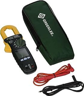 Greenlee CM-860 General Purpose Clamp Meter, AC, 600-Amp