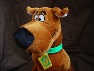 """Scooby Doo 8"""" Plush Doll Bean Bag Bottom Toy By Hanna-Barbera / Giftco, Inc"""