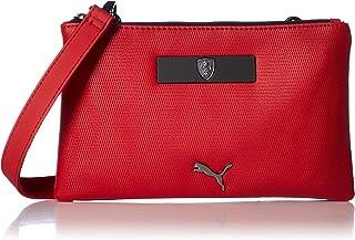 Puma Hand-Shoulder Bag (Rosso Corsa)