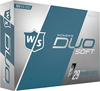 Wilson Staff Duo Soft Golf Balls, Women's