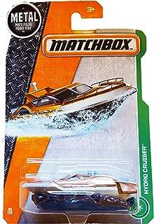 Matchbox 2017 MBX Explorers Hydro Cruiser (Boat) 98/125, Bronze