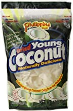 young coconut meat