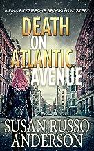 Death on Atlantic Avenue: A Fina Fitzgibbons Brooklyn Mystery (English Edition)