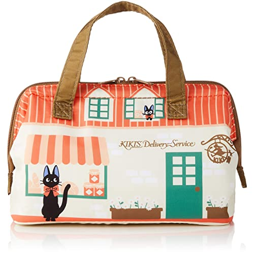 Skater Cooled Lunch Bag M Witch's Delivery Service Kiki House Studio Ghibli KGA 1