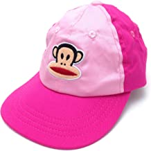 Small Paul by Paul Frank Julius Baby Girls Pink Visor Cap