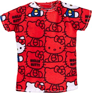 Barbie Fashions Hello Kitty Red Top