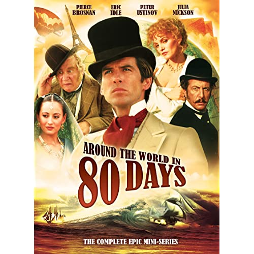 Around The World In 80 Days The Complete Epic Mini Series