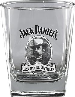 "Jack Daniel""s Licensed Barware Cameo Double Old Fashioned Glas"