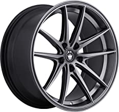Konig OVERSTEER Opal Wheel with Painted Finish (18 x 8. inches /5 x 100 mm, 45 mm Offset)