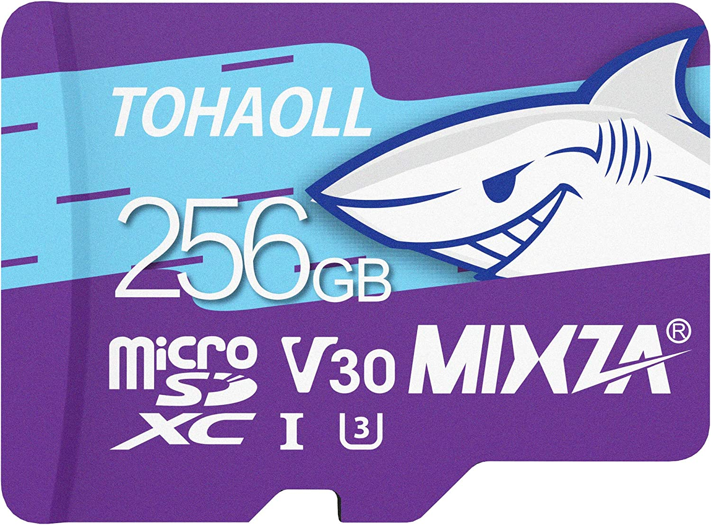 mixza micro sd card for nintendo switch console