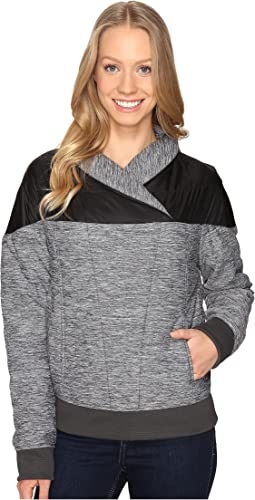 TNF Dark Grey Heather/TNF Black (Prior Season)