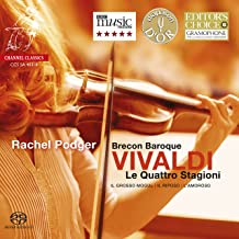rachel podger vivaldi four seasons