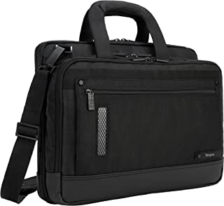 Targus Revolution Checkpoint-Friendly Topload Carrying Case for Laptops up to 16 Inches, Black (TTL416US)