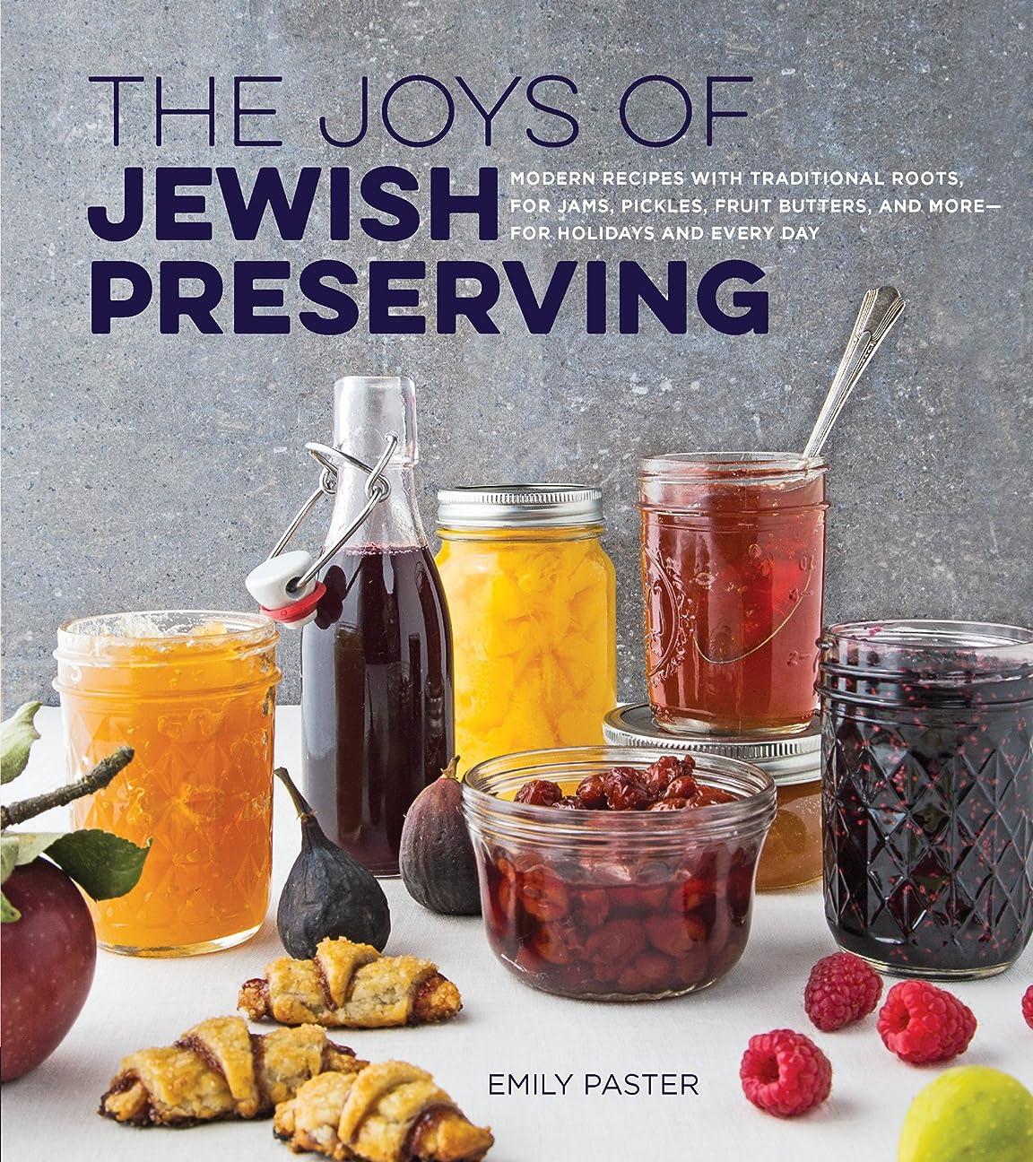 The Joys of Jewish Preserving (English Edition)