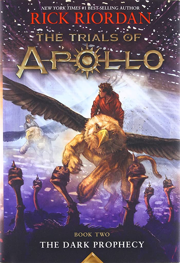 商品モルヒネ衝突するThe Trials of Apollo Book Two The Dark Prophecy