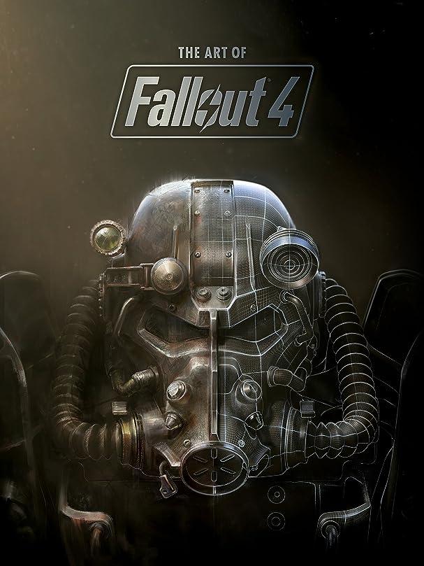 石の離す超えるThe Art of Fallout 4 (English Edition)