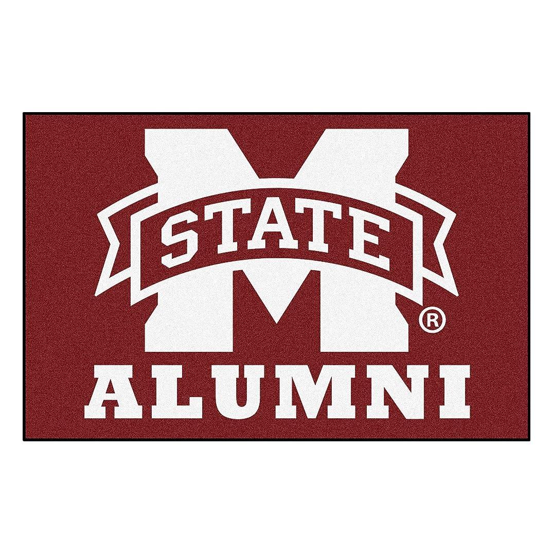 FANMATS 18356:Mississippi State Alumni Starter Rug 19