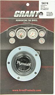 Grant Products 5674 Signature Button-Plymouth