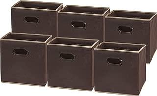 cheap wooden storage cubes