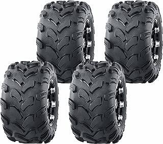 Set of 4 WANDA Sport ATV tires 19x7-8 19x7x8 P311 4PR