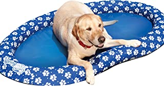 SwimWays Spring Float Paddle Paws Dog Pool Float - Large (65 lbs and Up)