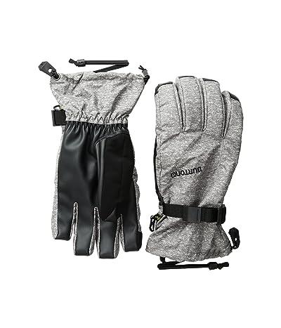 Burton Profile Glove (Monument Heather) Snowboard Gloves