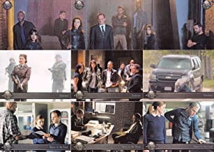 agents of shield trading cards