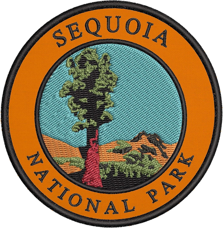 Sequoia National San Jose Mall Park 3.5