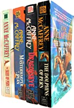 Anne McCaffrey's Dragon Riders of Pern Series, Set #4: The Dolphins of Pern; Dragonseye; The Masterharper of Pern & The Sk...