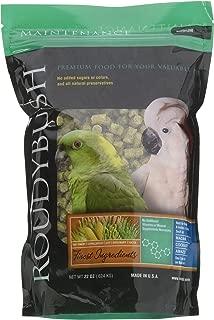RoudyBush Daily Maintenance Bird Food, Medium, 22-Ounce