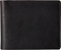 Washed Collection - 8-Pocket Deluxe Executive Wallet