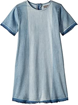 Kiki Short Sleeve Dress (Big Kids)