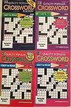 quality popular crossword puzzles
