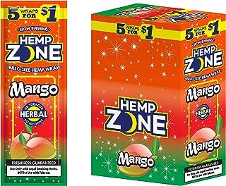 Hemp Zone Cigar Wraps (Mango)
