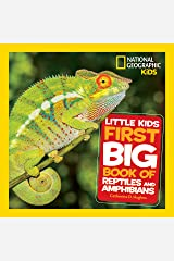 Little Kids First Big Book of Reptiles and Amphibians Hardcover