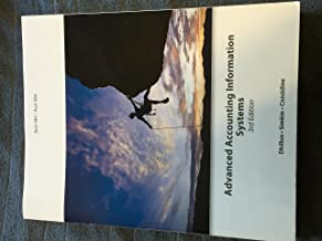 Advanced Accounting Information Systems, 3rd Edition, Custom for Iowa State University Acct 484 and Acct 584