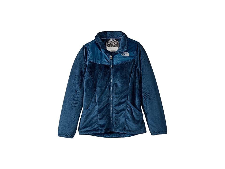 The North Face Kids Osolita 2 Jacket (Little Kids/Big Kids) (Blue Wing Teal) Girl