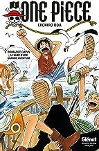 One Piece - Édition originale - Tome 01: À laube dune grande aventure