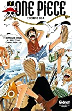 One Piece - Édition originale - Tome 01 : À l'aube d'une grande aventure