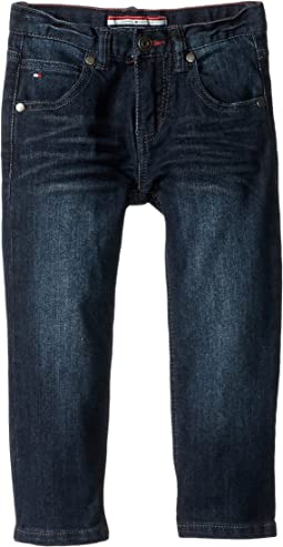 Tommy Hilfiger Kids - Revolution Stretch Jeans in Kent (Toddler/Little Kids)