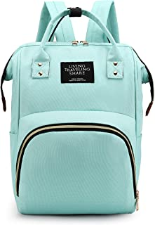 baby bag large-capacity multi-functional fashionable shoulders diaper backpack mother's portable baby care bag