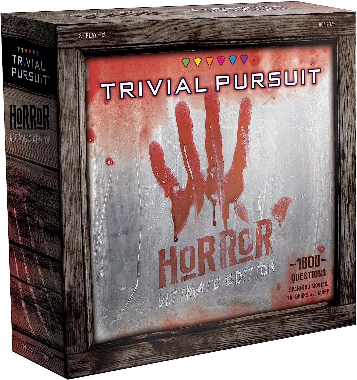 20. Trivial Pursuit Horror Ultimate Edition