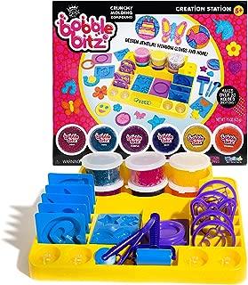 Bobble Bitz Compound Kings Creation Station - Crunchy Slime Molding Compound
