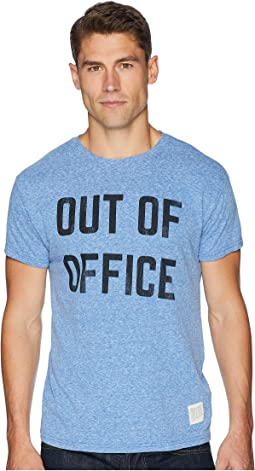 Out of Office Vintage Tri-Blend Tee